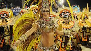 Рио де Жанейро заживя в ритъма на самбата