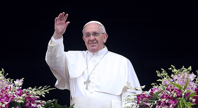 "Папа Франциск заклейми ""духовните и нравствени бездни"""