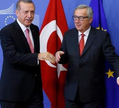Турция на Ердоган – разпадащ се съюзник и въображаем приятел