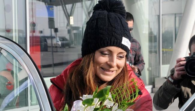 Сани Жекова спечели злато на Световната купа в Швейцария