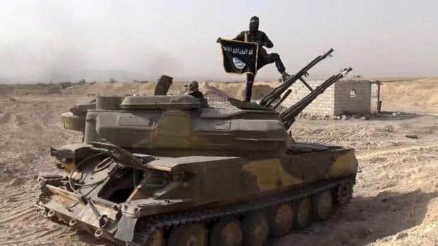 """""""Ислямска държава"""" в Европа: Армия на страха"""