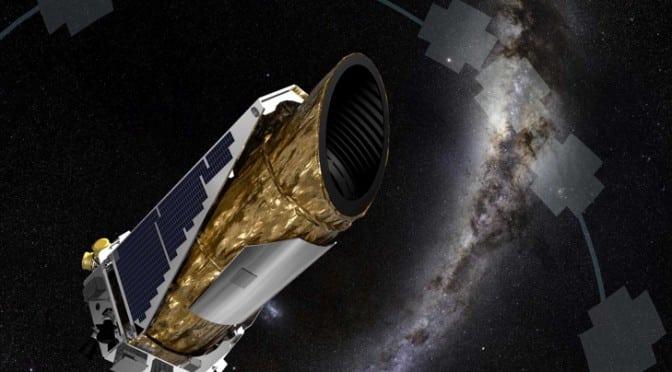 """""""Кеплер"""" отново търси планети и предава данните на Земята"""