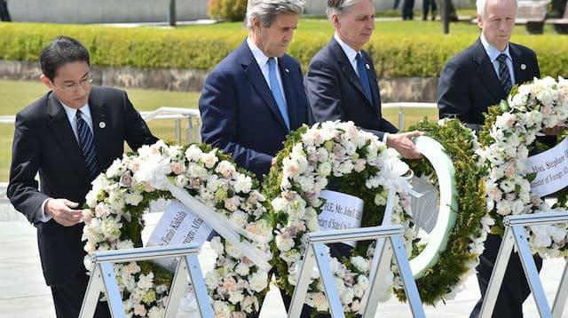 Г-7 иска свят без ядрени оръжия