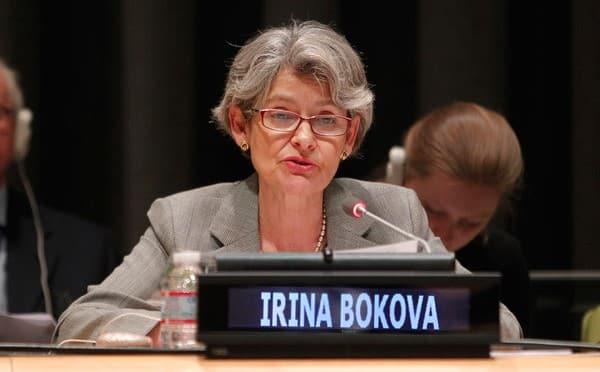 ООН изслушва Ирина Бокова