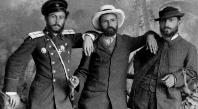 Захари Стоянов – геополитикът на нова България