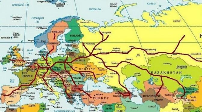 """Турция е готова за """"Турски поток"""""""