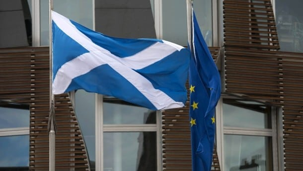Шотландия налага вето върху излизането на Великобритания от ЕС?