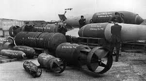 """""""Спяща"""" 1000 кг. бомба от Втората световна война трябваше да бъде взривена в Бремен"""