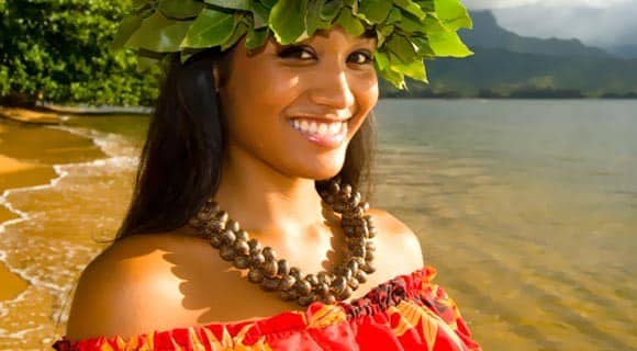 На Хаваите се усмихна вулкан