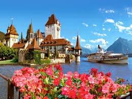 България и Швейцария заедно в историята
