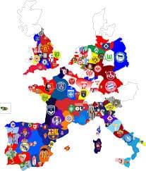 Къде в Европа се къса брънката?