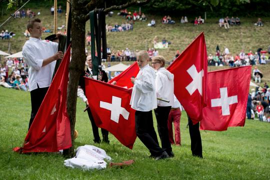 Швейцария оттегли молбата си за членство в ЕС